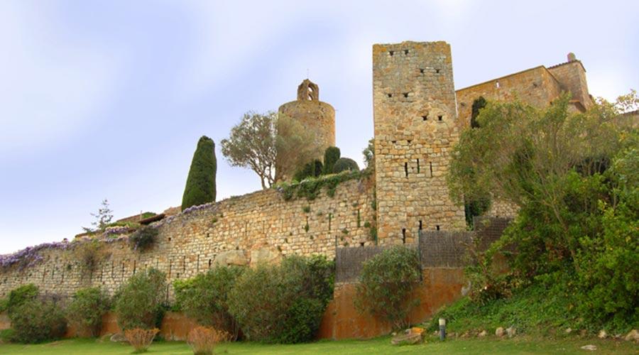 Castillo Mont Aspre de Pals