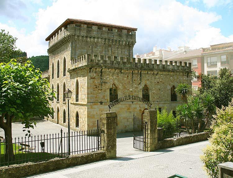 Torrebillela Castle