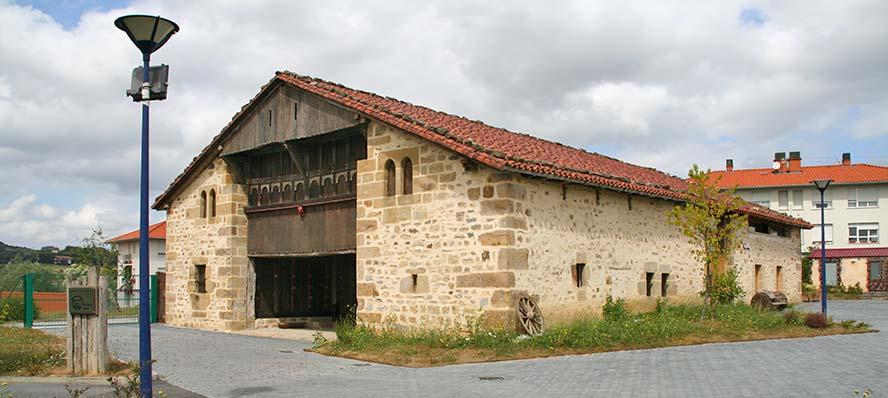 Landetxo Farmhouse