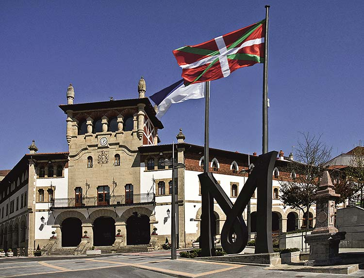 Mungia town hall