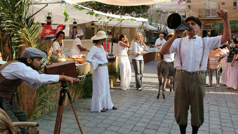 The Indiano Festival in Begur
