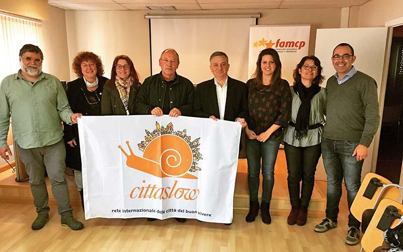 Junta de Cittaslow en Zaragoza