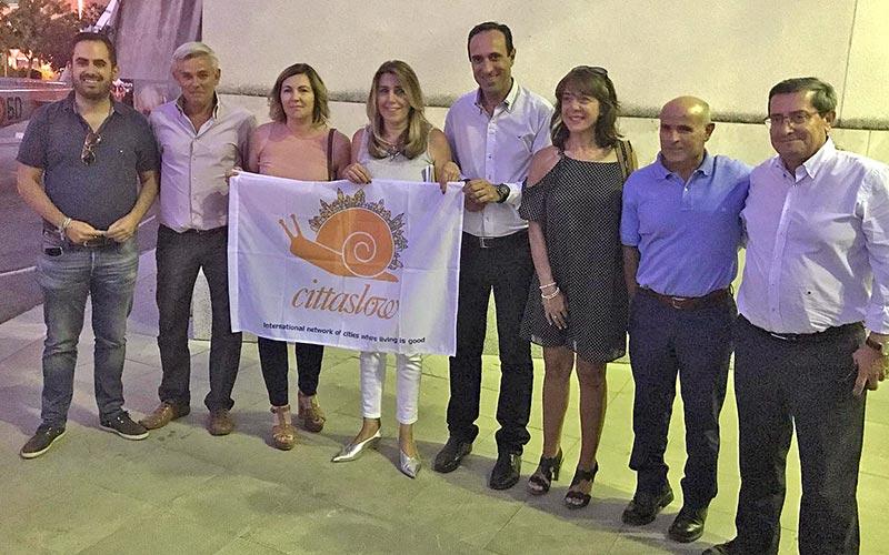Proyecto Bubión Slow en la Junta de Andalucia