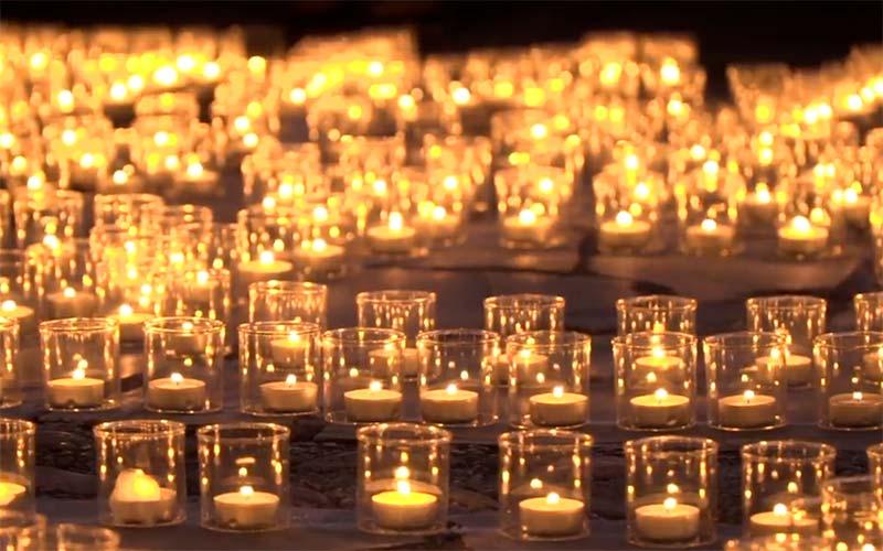 3a Nit d'espelmes a Pals