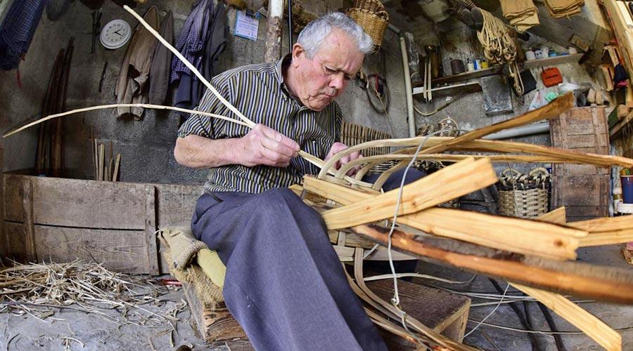 Crafts in La Orotava