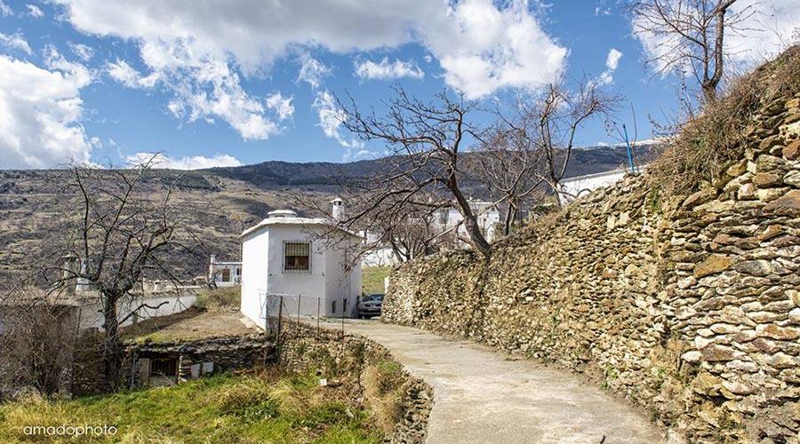 Road to Bubión
