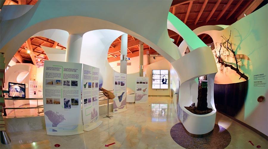 Interpretation Center of the Teide Natural Park