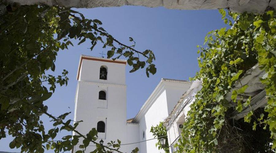 Bubión Church