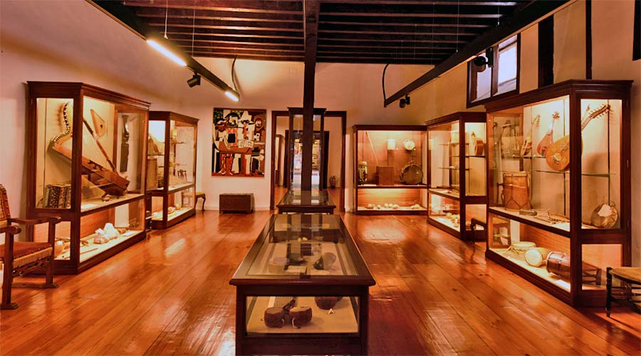 Museum of Ibero-American crafts