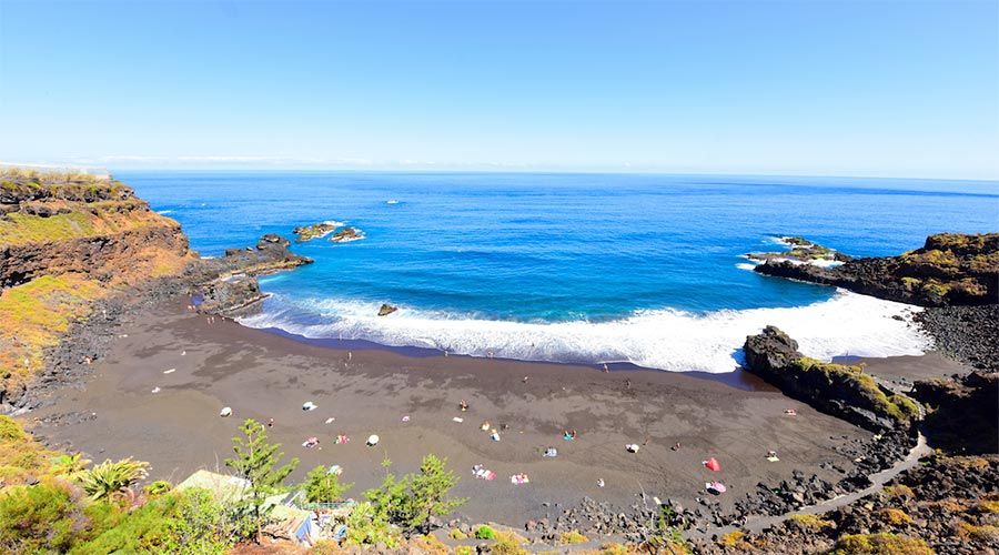 El bollullo beach