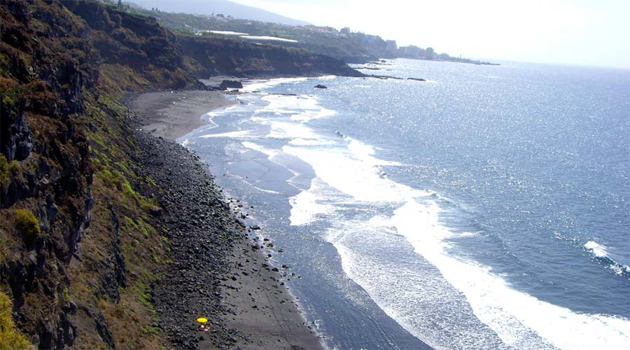 Playa de los Patos