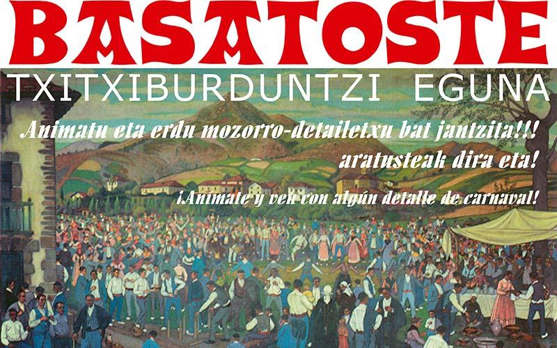 Basatoste Txitxiburduntzi eguna en Mungia