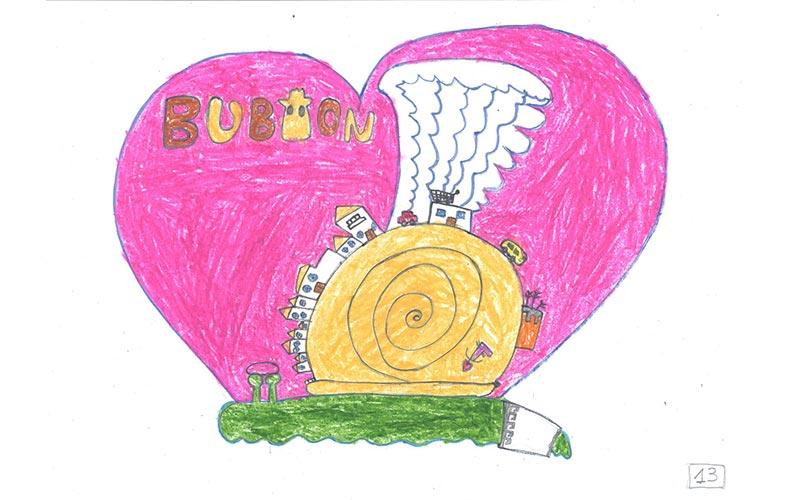 Concurso de dibujo Sant Valentín Slow