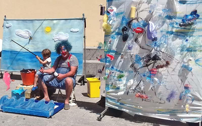 Feria Sotaigua en Begur